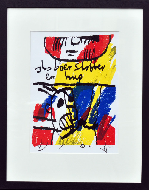Herman  Brood + Slobber