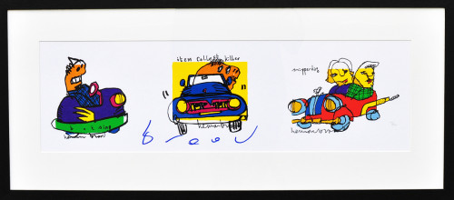 Herman  Brood + Cars