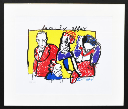 Herman  Brood + Family affair