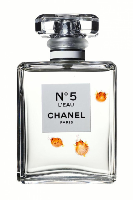 Chanel No. 5 Balloon Fish