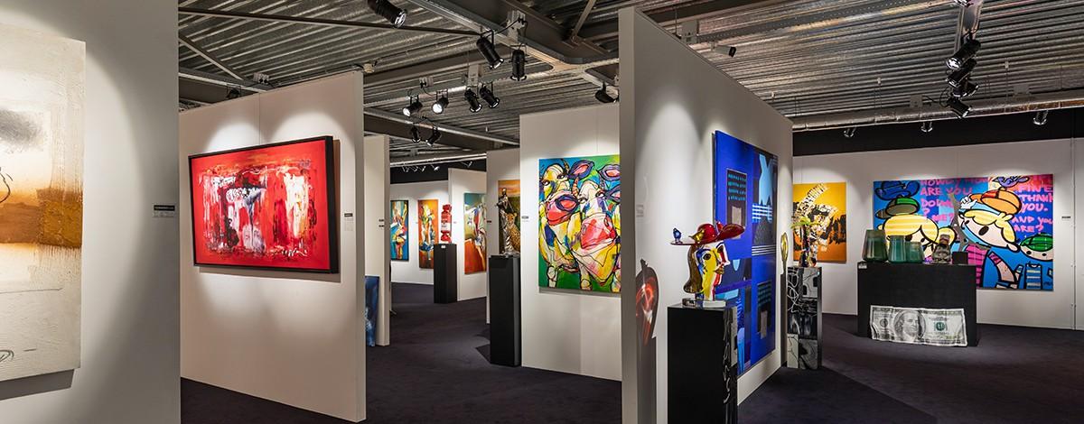 IQ Kunstuitleen & Galerie