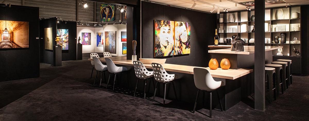IQ Kunstuitleen & Galerie in Zwolle en Amersfoort